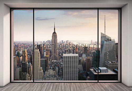 Penthouse fotobehang XXL4-916 Vlies collectie Komar