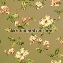 Magnolia behang tapet Eijffinger Lavender Dream 322372