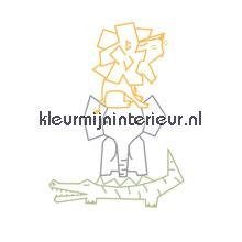 Balancing papel pintado Noordwand Little Ones 414038