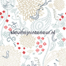 Floral papel pintado Noordwand Little Ones 42064