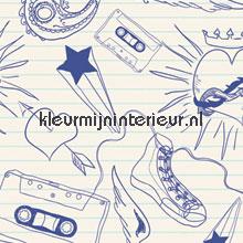 Scapbook papel pintado Noordwand Little Ones 42032