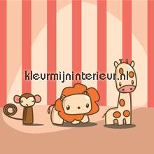 Circus spotlight papel pintado Noordwand Little Ones 416050