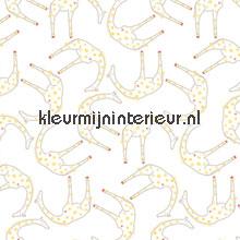 Tumble giraffe papel pintado Noordwand Little Ones 42058