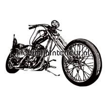 Cool motorbike fototapeten Noordwand weltraum