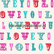 Love you too behang Esta home Love 136832