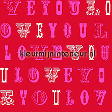 Love you too behang Esta home Love 136834
