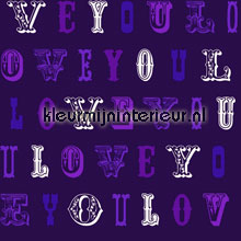 Love you too behang Esta home Love 136835
