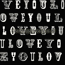 Love you too behang Esta home Love 136836