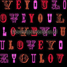 Love you too behang Esta home Love 136837