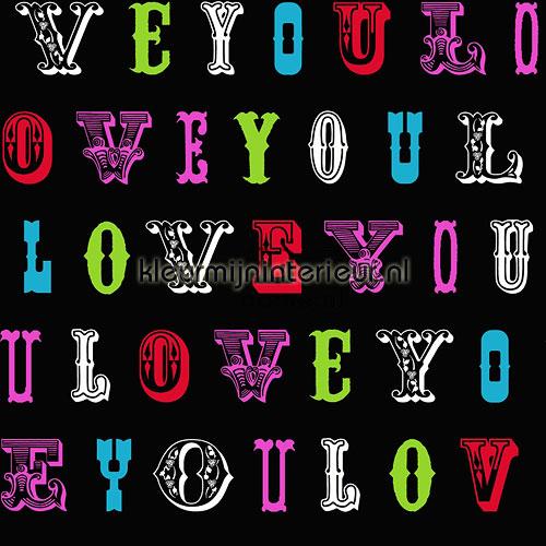 Love you too behang 136839 aanbieding behang Esta home