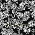 Love black & white children's curtains