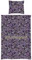 Love purple dekbed dynebetræk dynebetræk