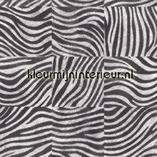 Zebre grijs behang Elitis Memoires VP-655-02