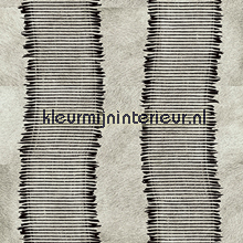 Parure grijs zwart tapeten Elitis Memoires VP-658-28
