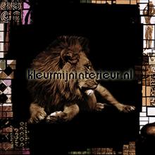 King fotowand leeuw tapeten Elitis Memoires VP-659-01