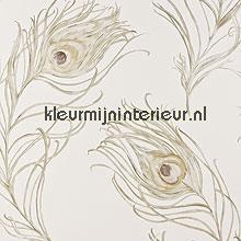 Peacock tapet Prestigious Textiles Neo 1938-015