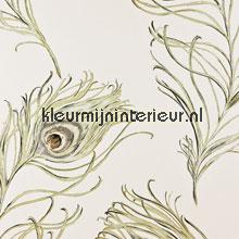 Peacock tapet Prestigious Textiles Neo 1938-390