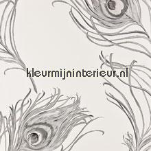 Peacock tapet Prestigious Textiles Neo 1938-909