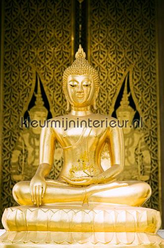 Buddha gold fotomurales 30027 No Limits BN Wallcoverings