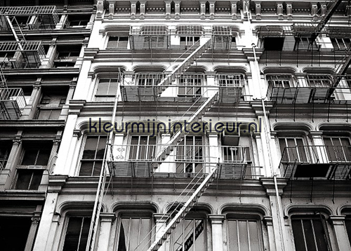 Fire Escape fotomurales 30304 No Limits BN Wallcoverings