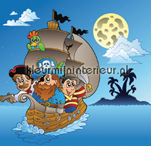 Pirate Adventure fototapeten Dutch Wallcoverings Olly OL13068