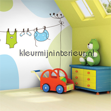 Bambino fototapeten Dutch Wallcoverings Olly OL13057