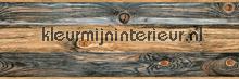 Rustiek hout rand tapeten AS Creation Only Borders 8 9060-14