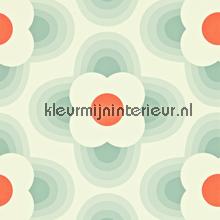 Striped petal carta da parati Harlequin Orla Kiely 110404