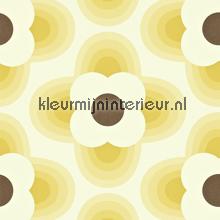 Striped petal carta da parati Harlequin Orla Kiely 110405