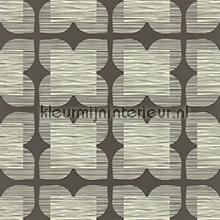 Flower Tile carta da parati Harlequin Orla Kiely 110420