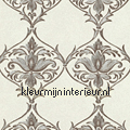 Venitiaans ornament behang Dutch Wallcoverings behang