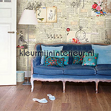 Feeling Papergood fotomurali Eijffinger PiP studio wallpaper