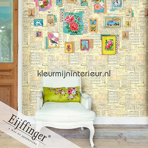 Sing-Along papier murales 313102 PiP studio wallpaper Eijffinger