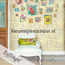 Sing-Along fotobehang Eijffinger PiP studio wallpaper