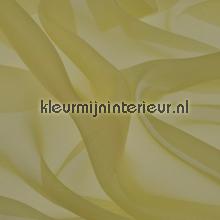 Geel Voile gordijnen AS Creation uni kleuren