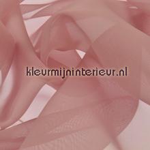 Oud Roze Voile gordijnen AS Creation uni kleuren
