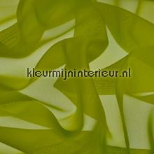 Kiwi Groen Voile gordijnen AS Creation uni kleuren