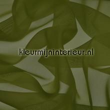 Forest Groen Voile gordijnen AS Creation uni kleuren