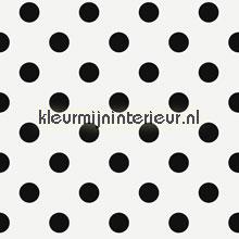 home behang motieven stippen zwarte stippen 2252 14