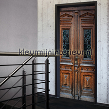 Berlin doors interieurstickers AS Creation abstract modern