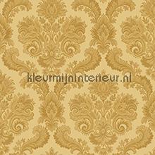Brocante goud wallcovering Noordwand Vintage- Old wallpaper