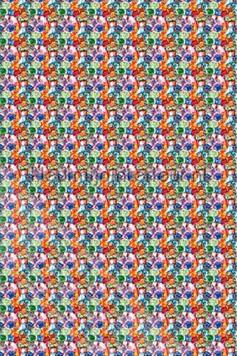 Colourfull glass fotomurales ML211 Wallpaper Queen Behang Expresse