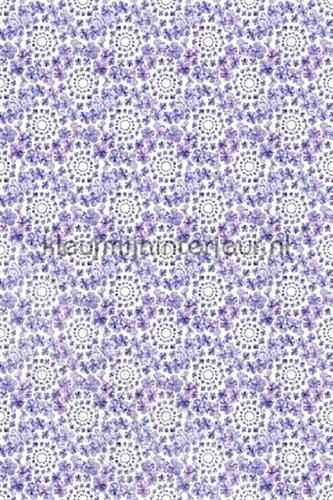 Bloempatroontjes fotomurales ML223 Wallpaper Queen Behang Expresse