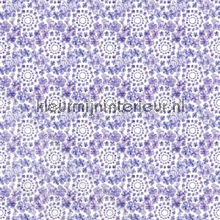 Bloempatroontjes fotobehang Behang Expresse Wallpaper Queen ML223