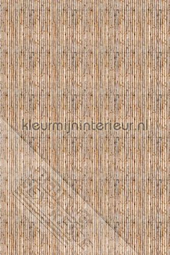 Blokhutwand fotomurales ML224 Wallpaper Queen Behang Expresse