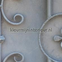 Sierlijk hekwerk fotomurales ML233 Wallpaper Queen Behang Expresse