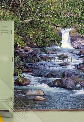 Waterval fotomurales ML238 Wallpaper Queen Behang Expresse