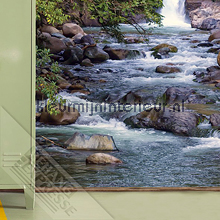 Waterval fotobehang Behang Expresse Wallpaper Queen ML238
