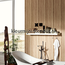 Brede houtstroken behang AS Creation behang