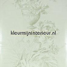 Palmieri champagne behang Designers Guild Zephirine P54602
